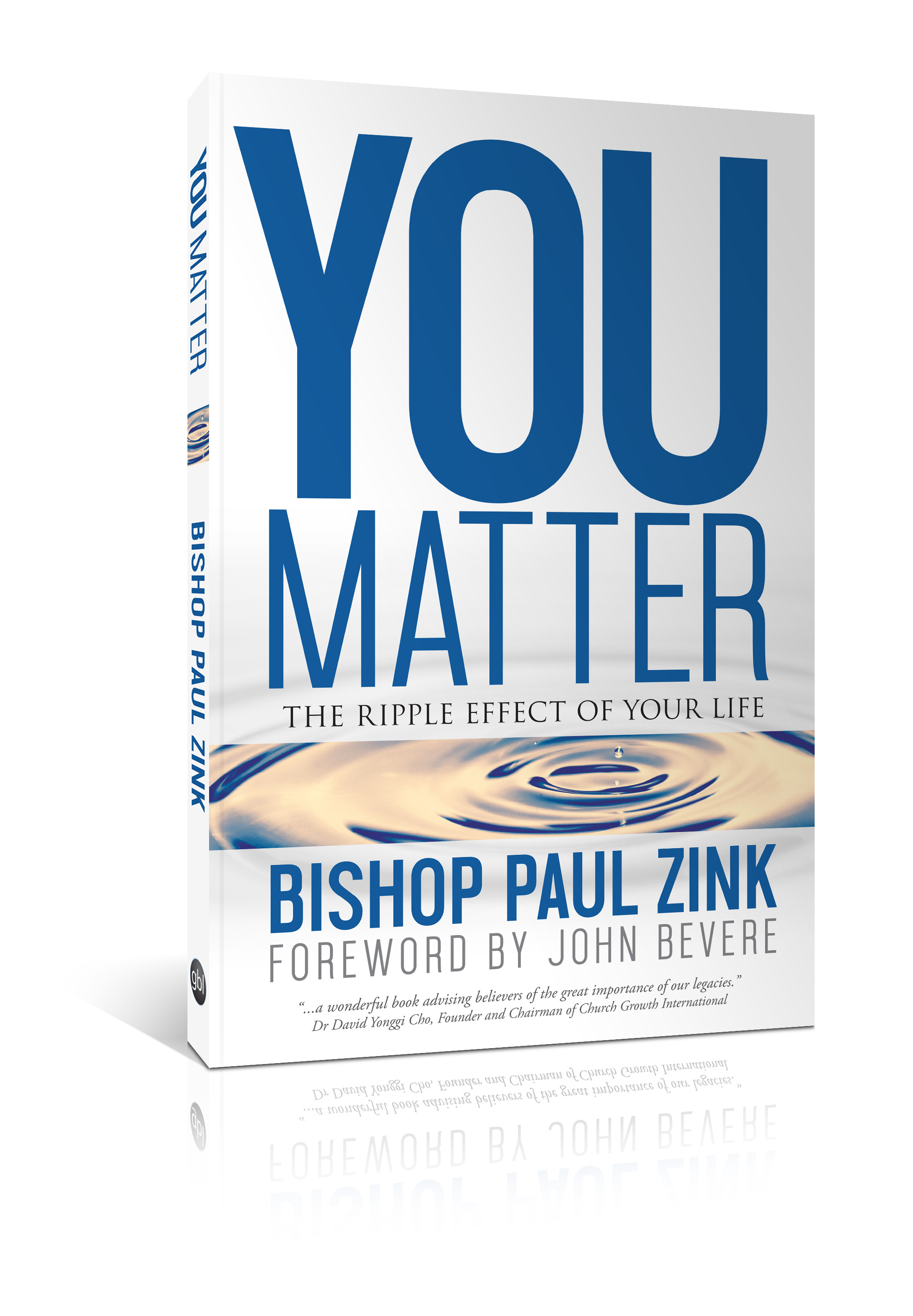 You Matter, by Bishop Paul Zink