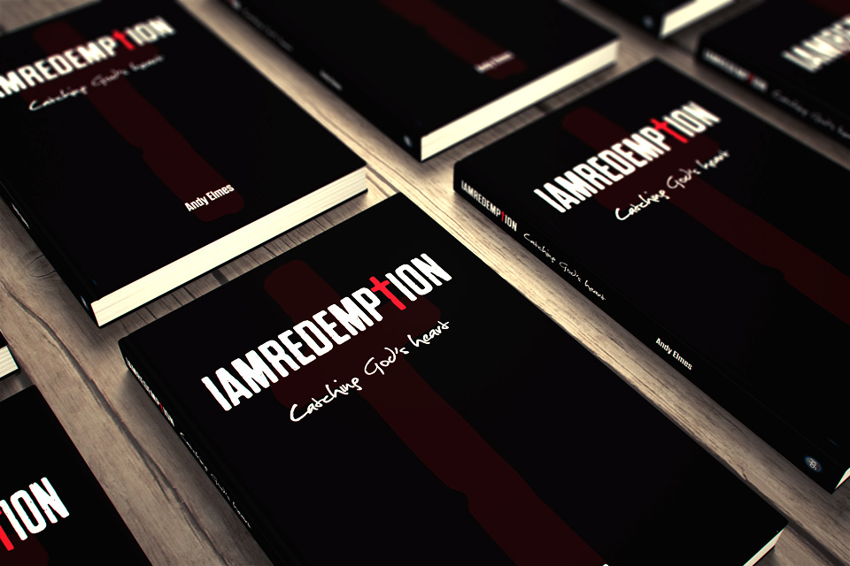Andy Elmes introduces his book, iamredemption